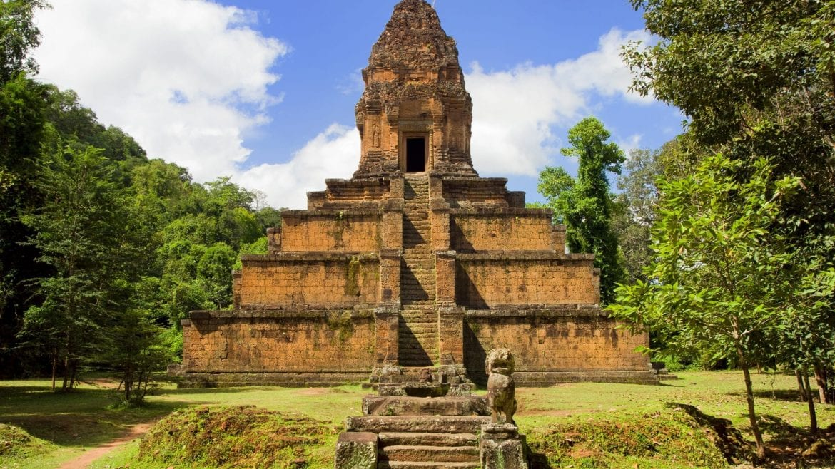 Baksei_Chamkrong is included in Cambodia tours offered by Asia Vacation Group.