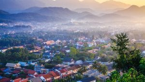 Luang prabang is included in Laos tours offered by Asia Vacation Group.
