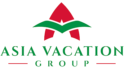 Official Logo of Asia Vacation Group Travel Agency